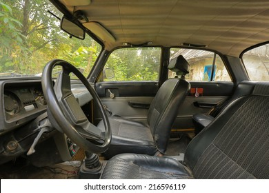 Messy Car Inside Images Stock Photos Vectors Shutterstock
