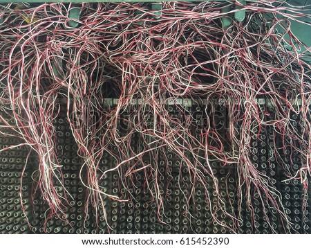 wiring closet messy wire center u2022 rh 207 246 102 26 Messy Network Closet Bad Wiring Closet