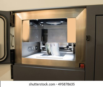 Metal 3D printers (DMLS). Direct metal laser sintering (DMLS) is an additive manufacturing technique that uses a Ytterbium fibre laser fired into a bed of powdered metal.