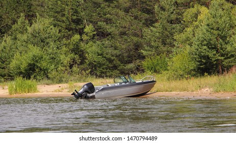 Aluminum Boat Images, Stock Photos & Vectors | Shutterstock