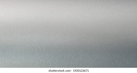 Metal background or texture of light brushed steel plate, rusty steel texture