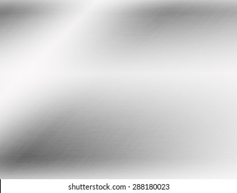 Metal background or texture steel plate with reflections and shiny