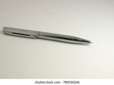 metal ballpoint pen, insulated