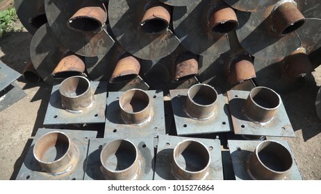 Buttweld Pipe Fittings Images, Stock Photos & Vectors