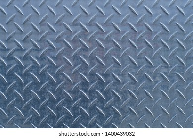 metal diamond plate texture pattern metallic surface