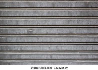 Metal door surface texture background