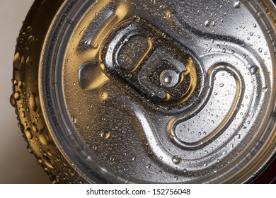 Metal Drinks Can