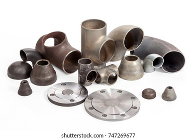 Metal fitting in assortment