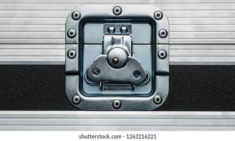 metal flight case hardware accessories butterfly lock