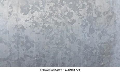 Metal. Galvanized sheet metal. Industrial background