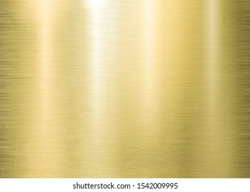 metal golden brushed texture or background