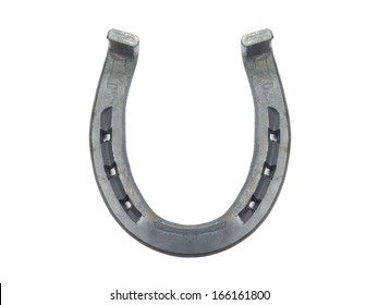 Metal horseshoe