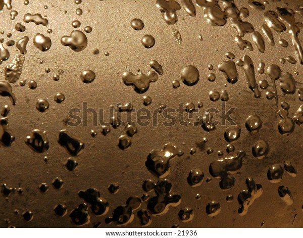 a metal like texture