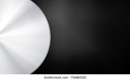 metal mesh design background
