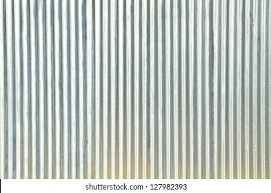 metal plate fence background