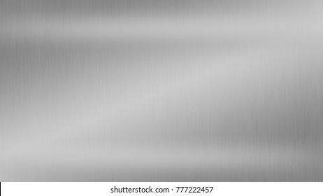 Metal plate texture background or stainless steel