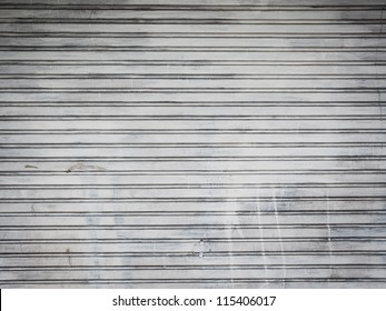 metal roller shutter