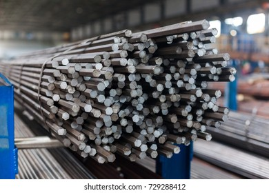 Metal rolling storage - the raw material for the manufacture of parts in mechanical engineering