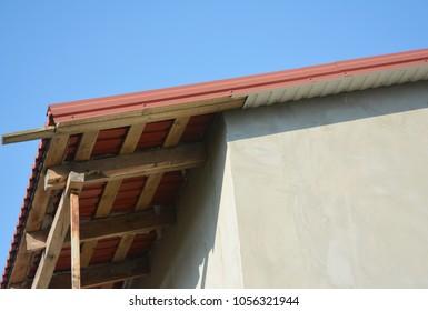 Roof Fascia Board Images Stock Photos Amp Vectors
