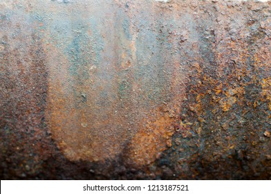 metal rust background , grunge rust and corrosion background texture