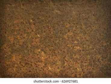 Metal rust background texture