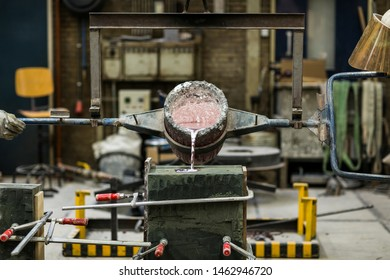 Aluminum Castings Foundry Images, Stock Photos & Vectors
