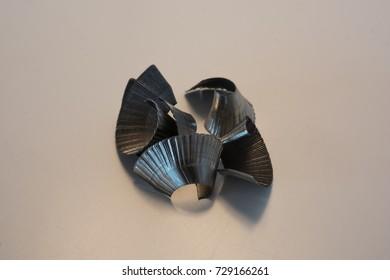 metal shavings, metalworking mechanical industry germany