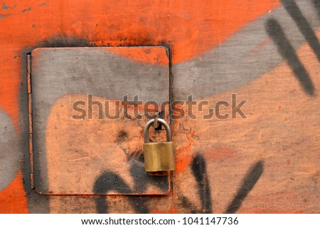 surface locked up