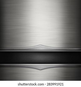 metal template for design