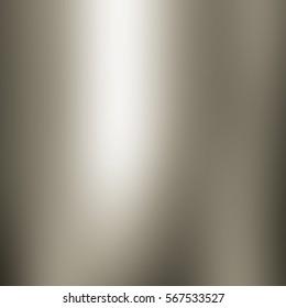 Metal texture background - beige metal surface