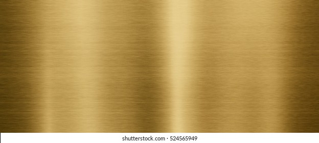 Metal texture background in gold