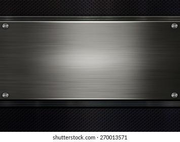 metal texture for design