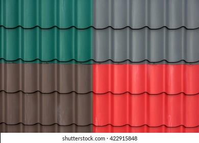 Green Roof Tiles Images, Stock Photos & Vectors | Shutterstock