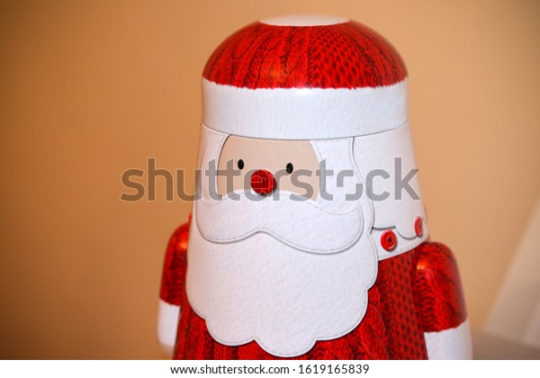 Metal Toy Christmas Santa Clause