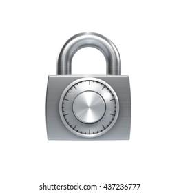 Metal umber lock