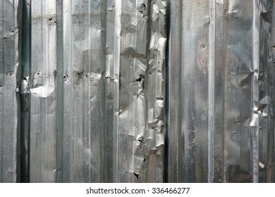 metal wall background