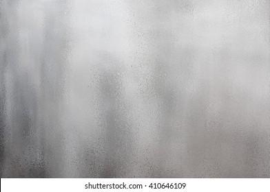 Metallic Silver Foil Texture Background