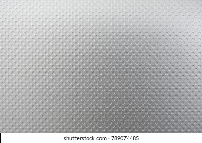 Metallic texture of laptop, anti-slippery emboss circles pattern