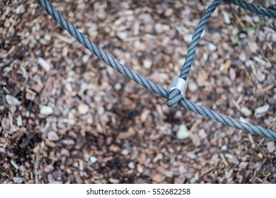 metallic wire