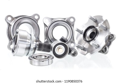 metallurgy, various products of the bearing plant