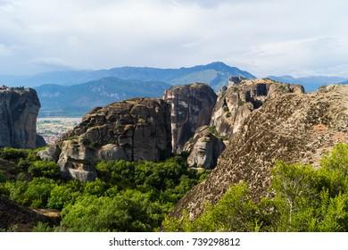 Meteor Monastery