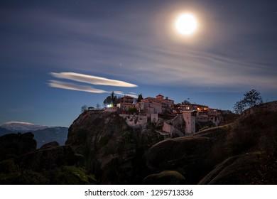 Meteora Orthodox Monasteries