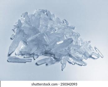 Methamphetamine crystal meth