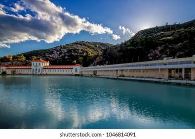 Methana thermal spa, Greece