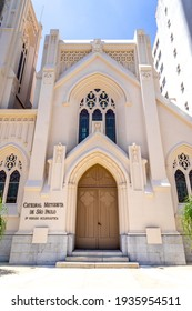 """Methodist church is derived from a British Christian movement called Methodism. They were called Methodists for """"the methodical way in which they practiced their Christian faith""""."""