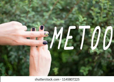 metoo as a new movement.