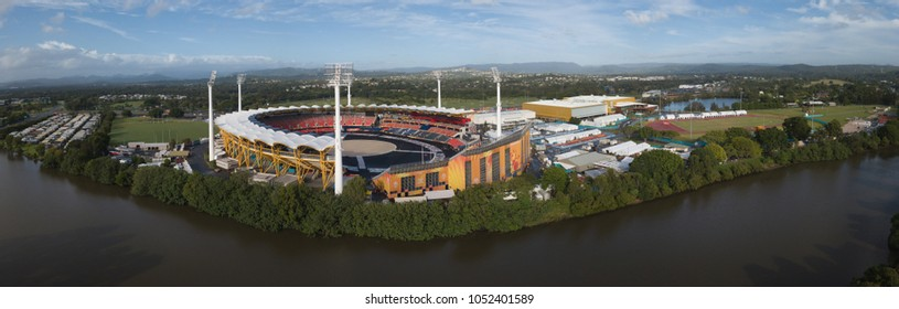 Metricon Stadium ready to welcome athletes for XXI Commonwealth Games - Gold Coast, Queensland, Australia - 23 March 2018