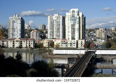 Metro Vancouver - New Westminster and Fraser River