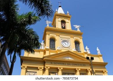 Metropolitan Cathedral of Campinas, Brazil