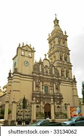 Metropolitan Cathedral (Catedral Metropolitana de Nuestra Señora de Monterrey), Monterrey, Mexico